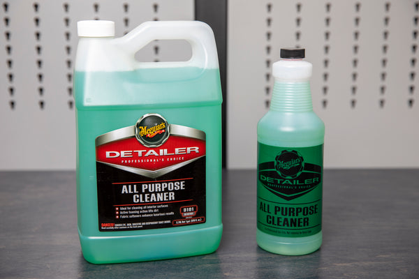E1: Meguiar's D101 All Purpose Cleaner