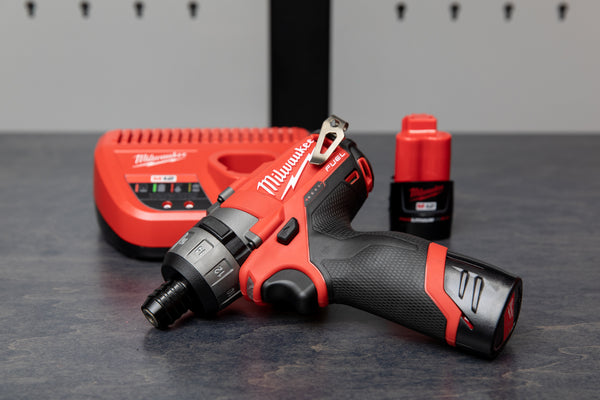"Milwaukee M12 FUEL™ 1/4"" Hex 2-Speed Screwdriver"
