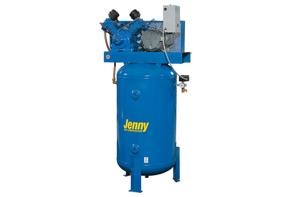 Jenny J5A-60 5HP 60 Gallon Single Stage Air Compressor