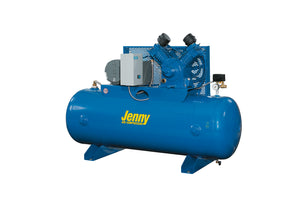 Jenny J5A-80 5HP 80 Gallon Single Stage Air Compressor