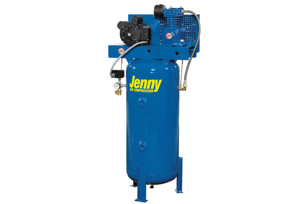 Jenny G3A-30 3HP 30 Gallon Single Stage Air Compressor