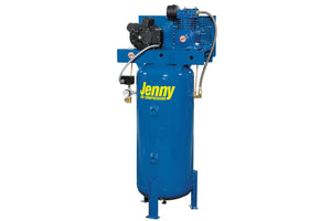 Jenny K15A-30 1.5HP 30 Gallon Single Stage Air Compressor