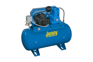 Jenny K2A-30 2HP 30 Gallon Single Stage Air Compressor