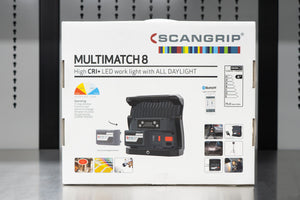 ScanGrip MultiMatch 8