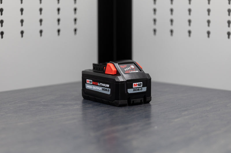 Milwaukee M18™ REDLITHIUM HIGH OUTPUT™ XC8.0 Battery