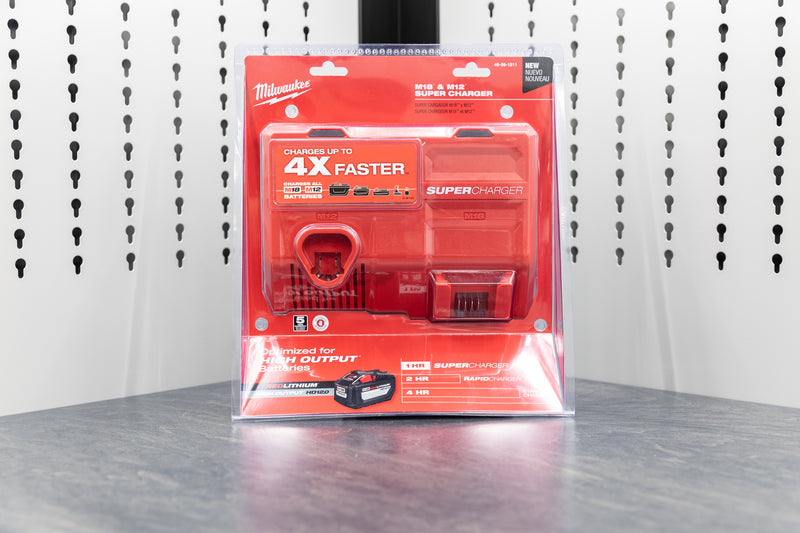 Milwaukee M18™ & M12™ Super Charger
