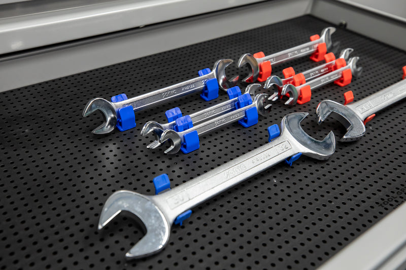 Tool Grid Wrench Holder