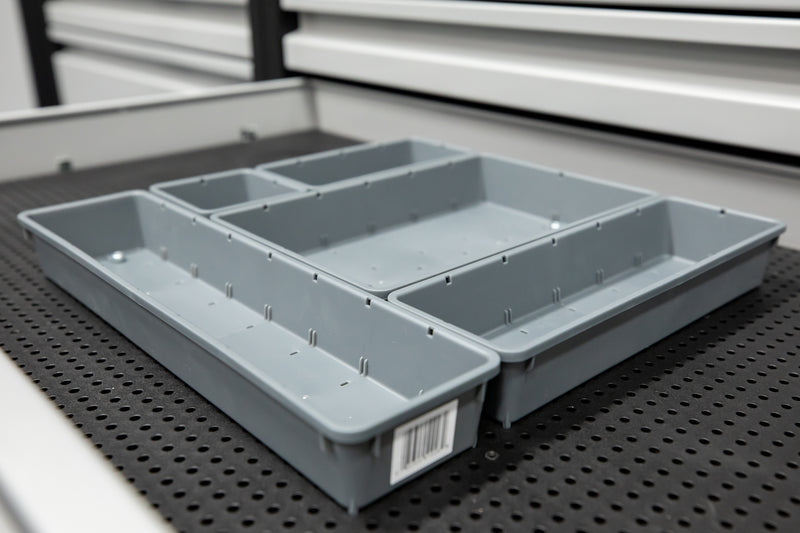 Tool Grid Containers