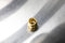 "M22 (14mm) Male to 3/8"" Brass Coupler"