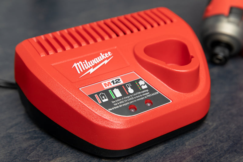 "Milwaukee M12 FUEL™ 1/4"" Hex Impact Driver"