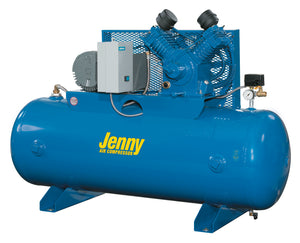 Jenny GT3B-80 3HP 80 Gallon Two Stage Air Compressor