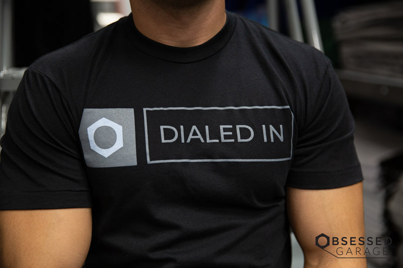 Dialed In Shirt in Black