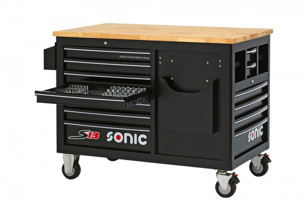 Sonic Tools S13  + Tools, 540-PCS (Heavy Duty)