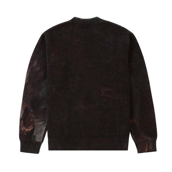 M+RC NOIR ANARCHY KNITTED SWEATER