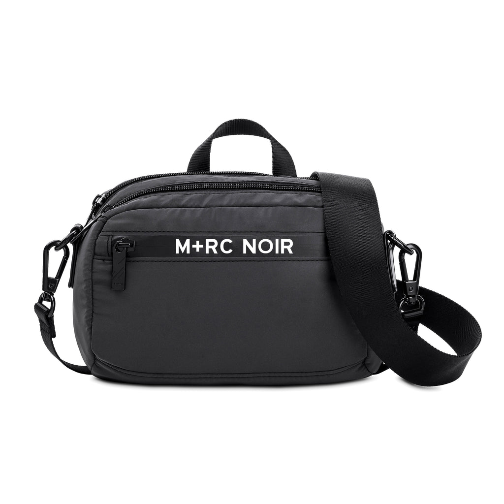 M+RC NOIR BLACK E.O.N REFLECTIVE BAG