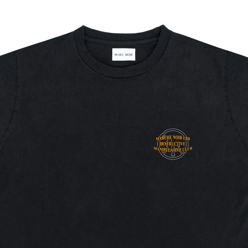 M+RC NOIR MANIPULATIVE CLUB  TEE