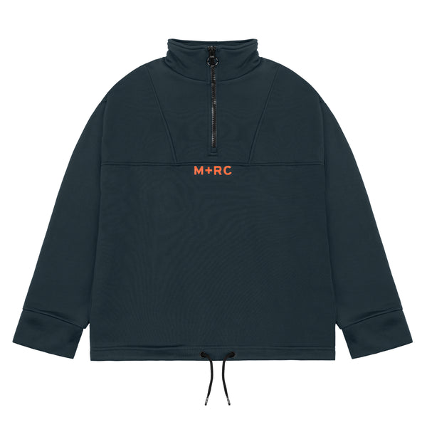 M+RC NOIR MID ZIPPER GREY