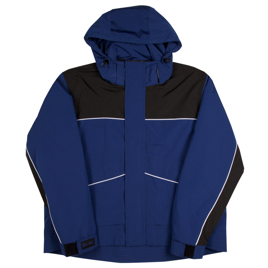 "M+RC NOIR BLACK ""LOST CAUSE"" BLUE AND BLACK JACKET"