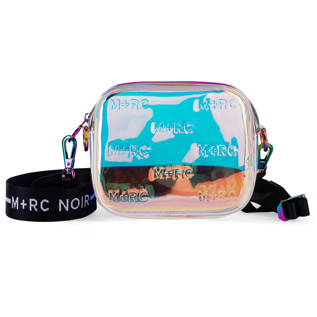 "M+RC NOIR ""HILLS"" RAINBOW BAG-mrcnoir"