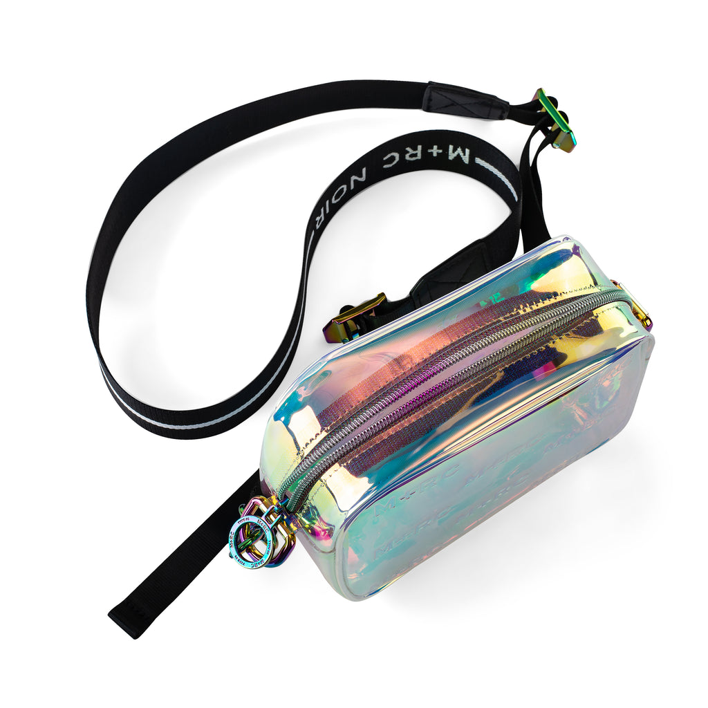 "M+RC NOIR ""HILLS"" RAINBOW BAG"