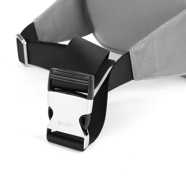 M+RC NOIR REFLECTIVE BELT BAG