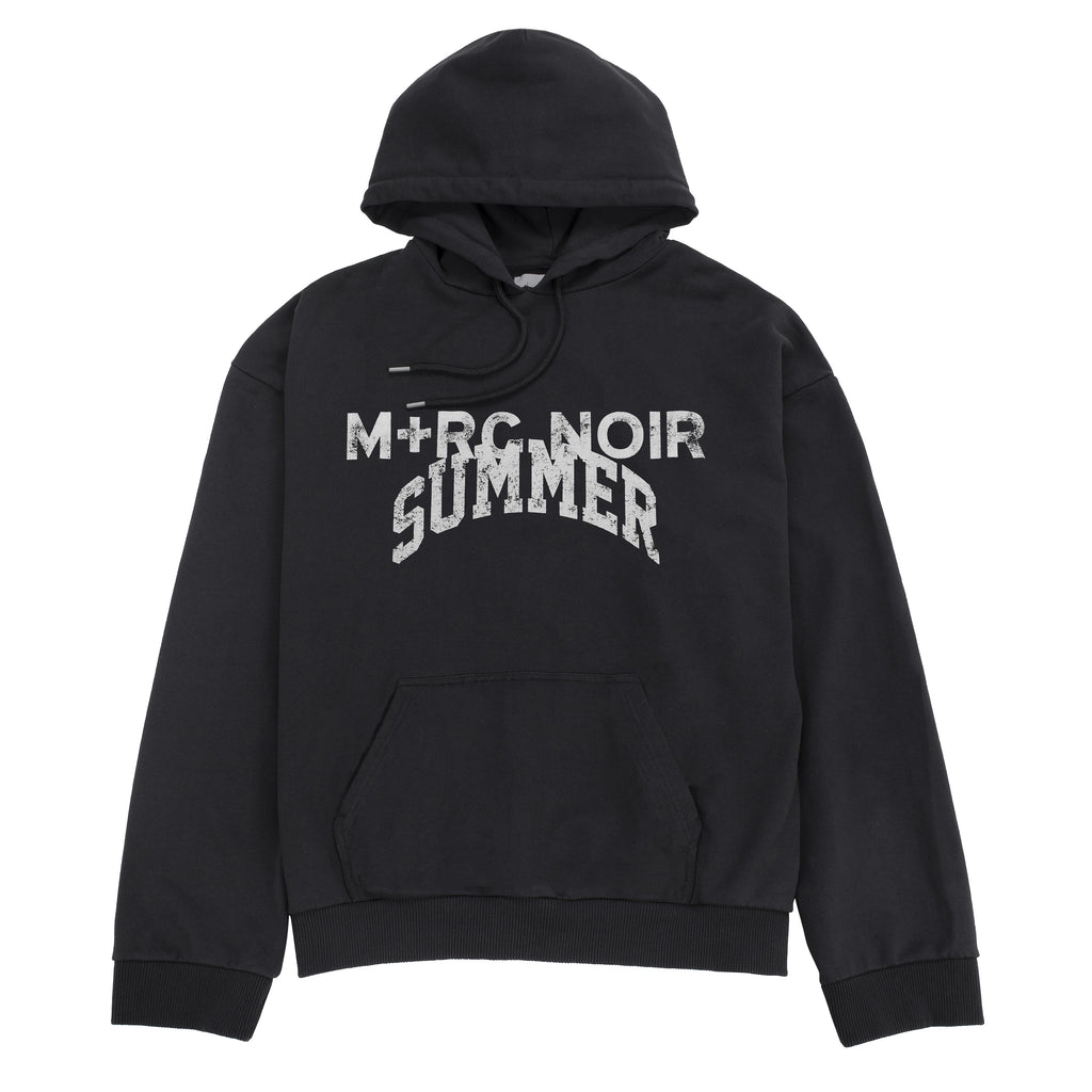 M+RC SUMMER GAME BLACK HOODIE