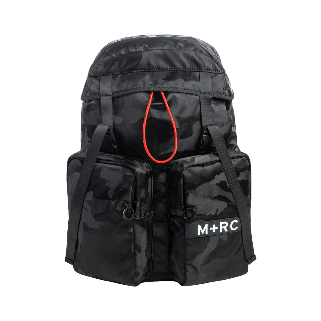 M+RC NOIR HIKING BACKPACK BLACK CAMO