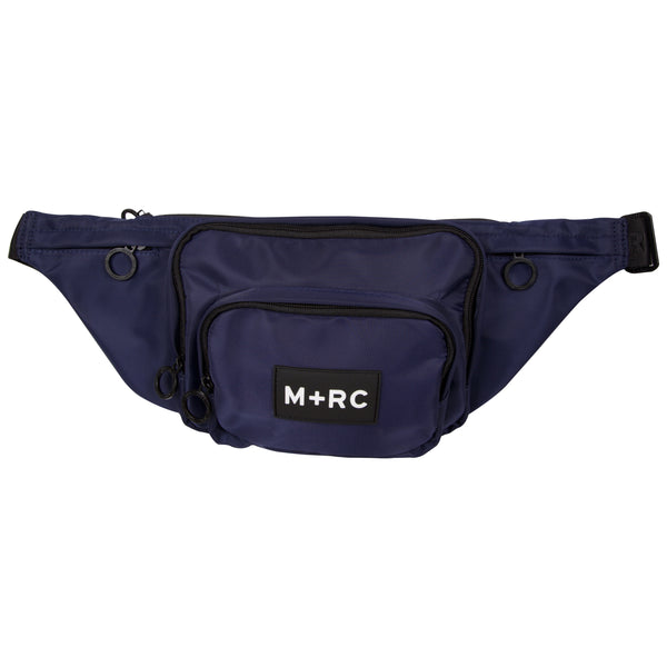 M+RC NOIR Navy Belt Bag