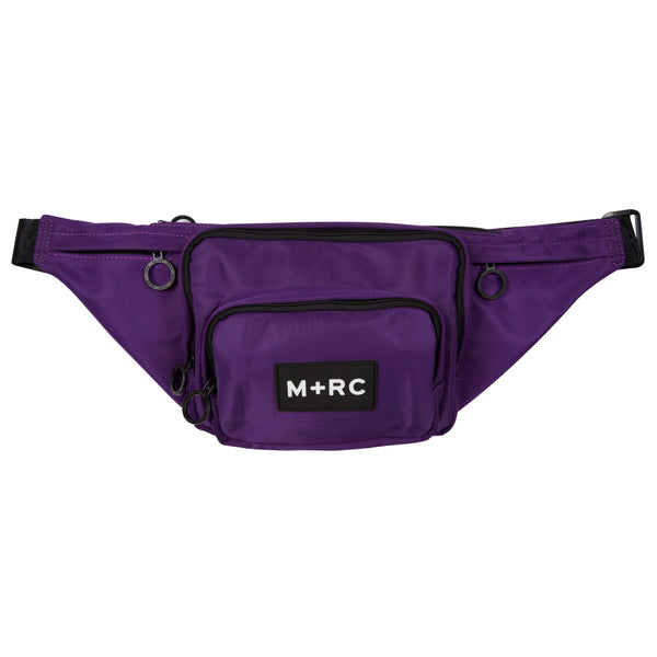 M+RC NOIR Purple Belt Bag-mrcnoir