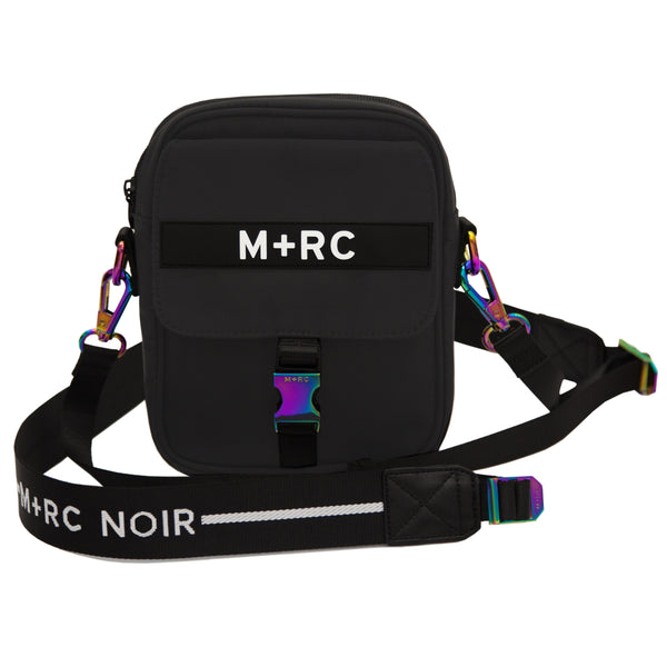 M+RC NOIR GREY RAINBOW BAG-mrcnoir