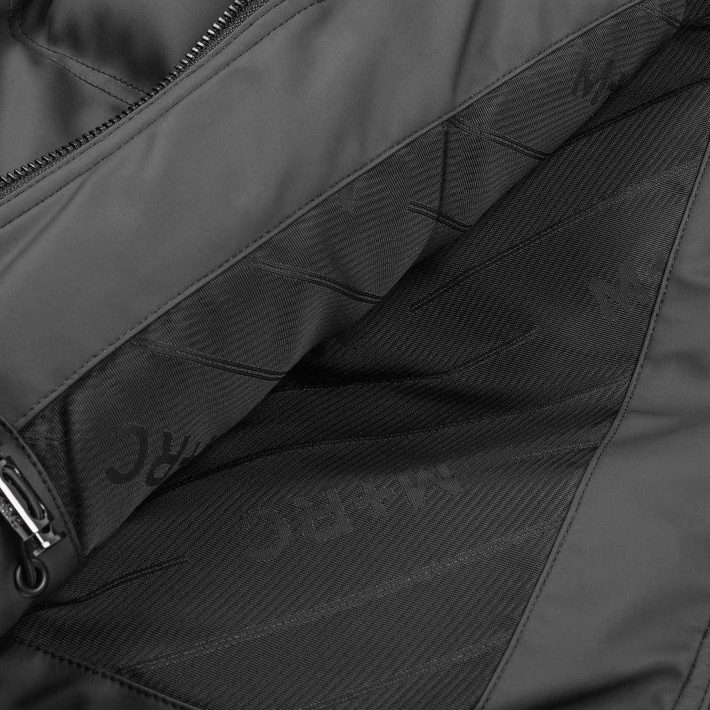 M+RC NOIR BLACK DOWN JACKET