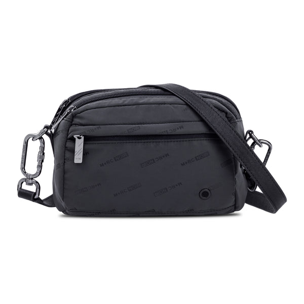 M+RC NOIR MONOGRAM REFLECTIVE NYLON BAG