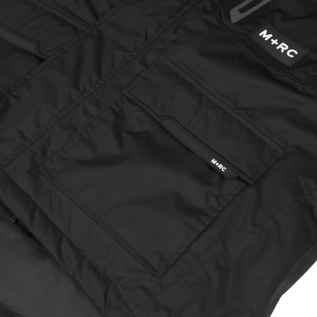 M+RC NOIR BLACK SIBERIA JACKET