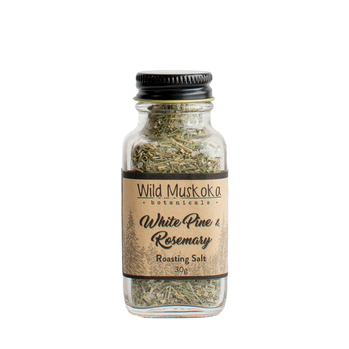 White Pine & Rosemary Salt