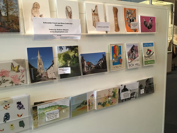 Local Artist Cards and Postcards