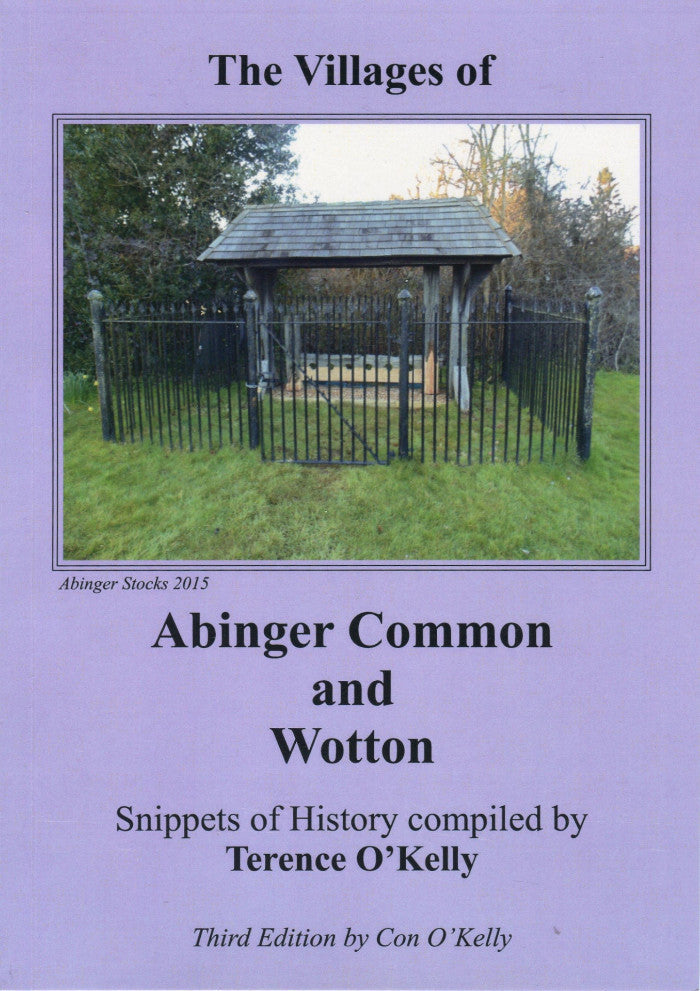 The Villages of Abinger Common and Wotton -Terence O'Kelly