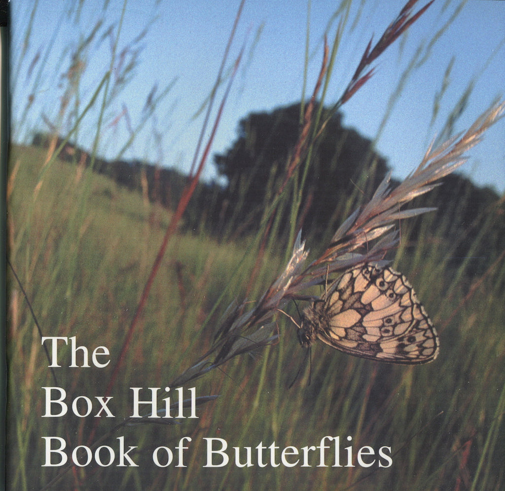 Box Hill Book of Butterflies
