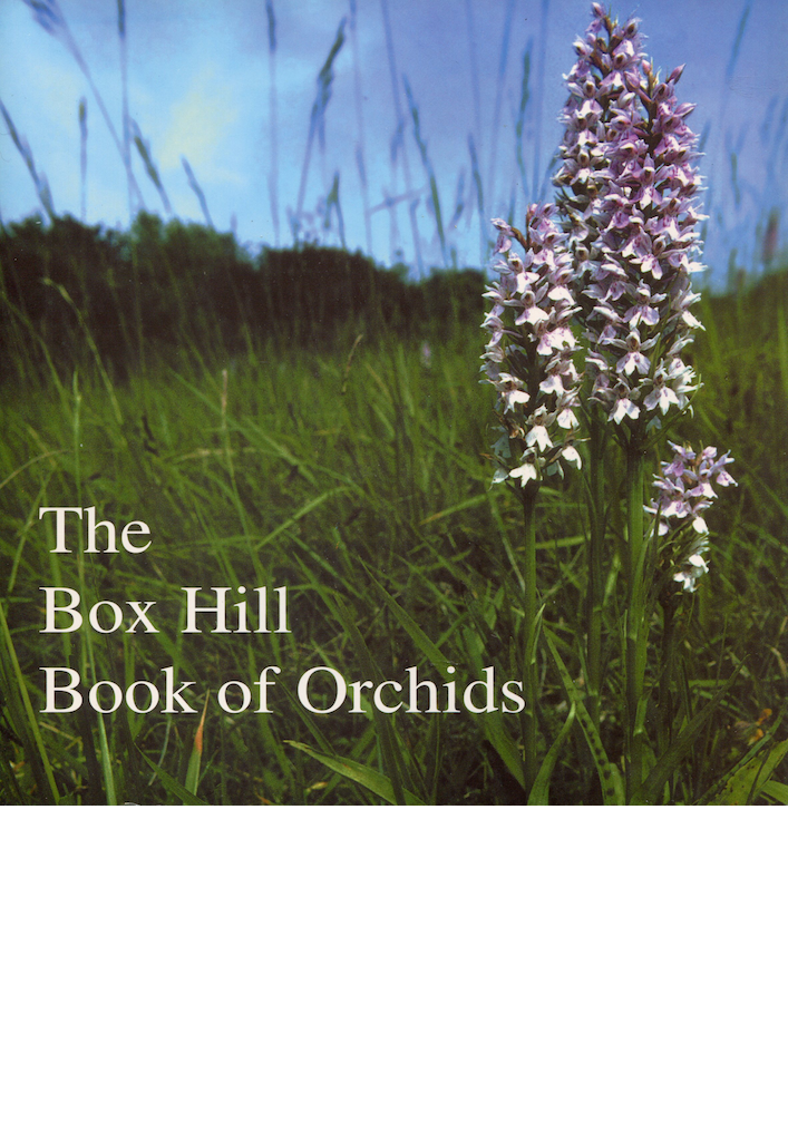 Box Hill Book of Orchids