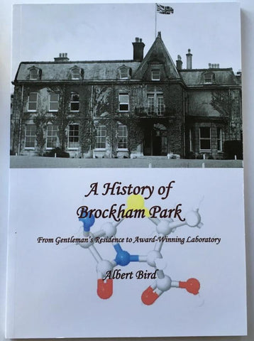 Albert Bird - A History of Brockham Park