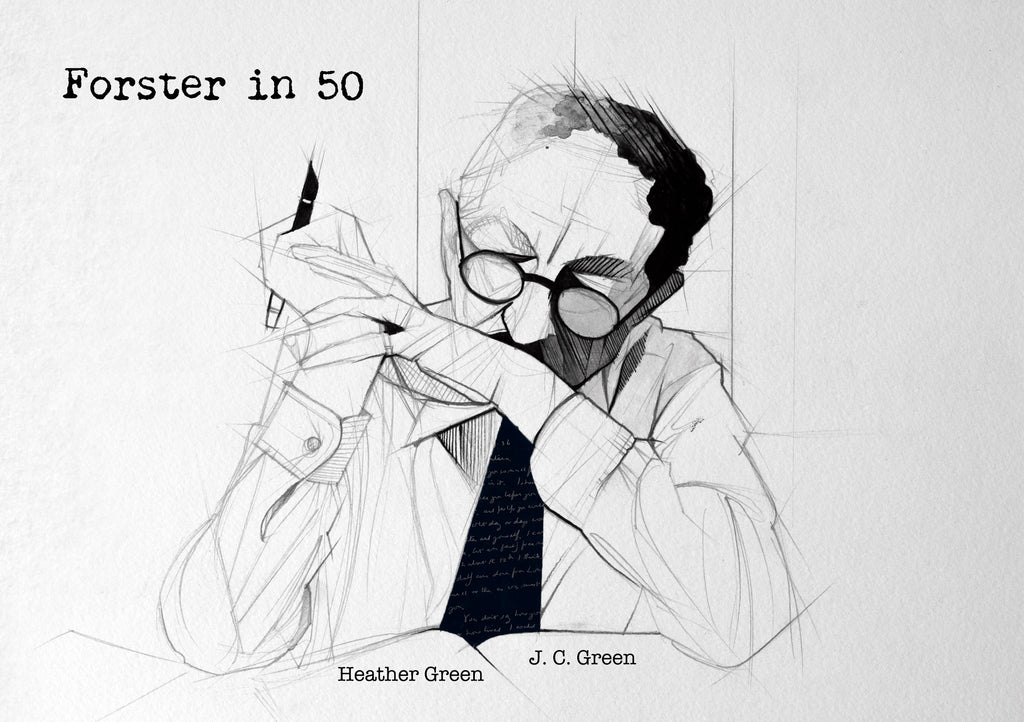 Forster in 50 by Heather Green with illustrations by JC Green