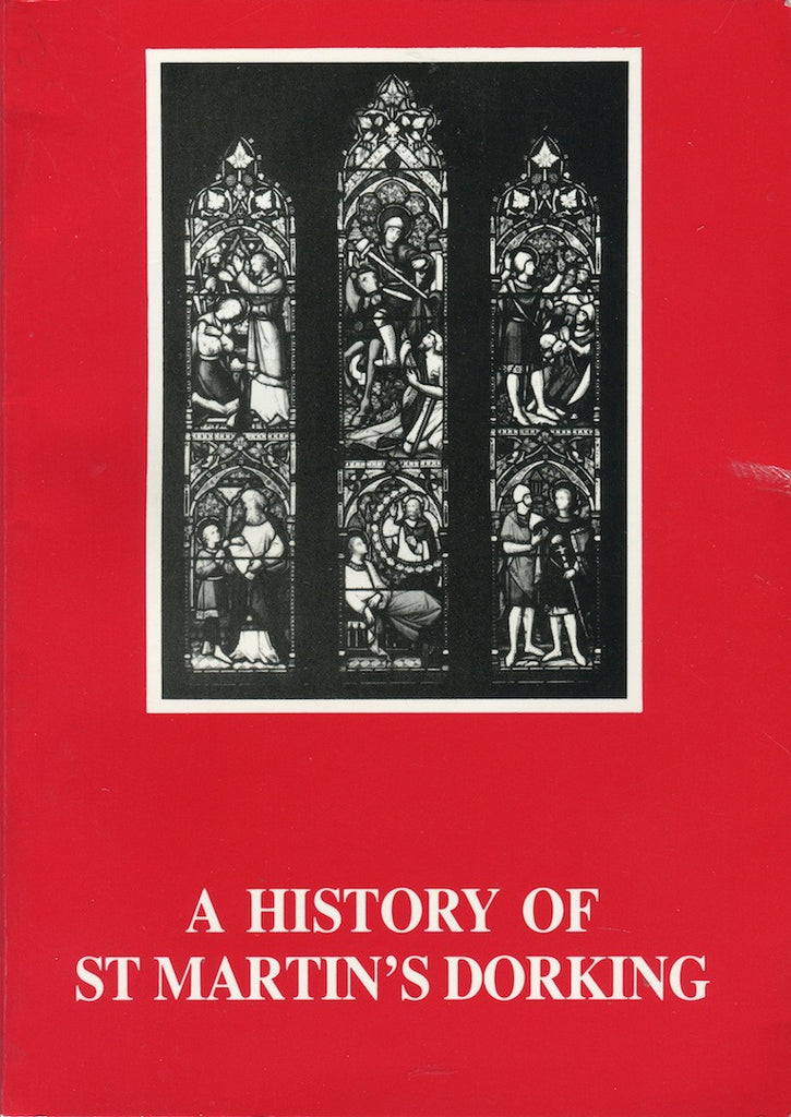 History of St Martin's Dorking by Alexandra Wedgwood