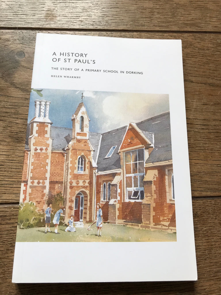 Vintage A History of St. Paul's by Helen Wharmby