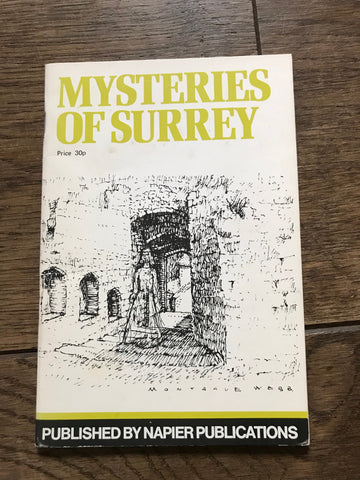 Mysteries of Surrey by A. M. Green