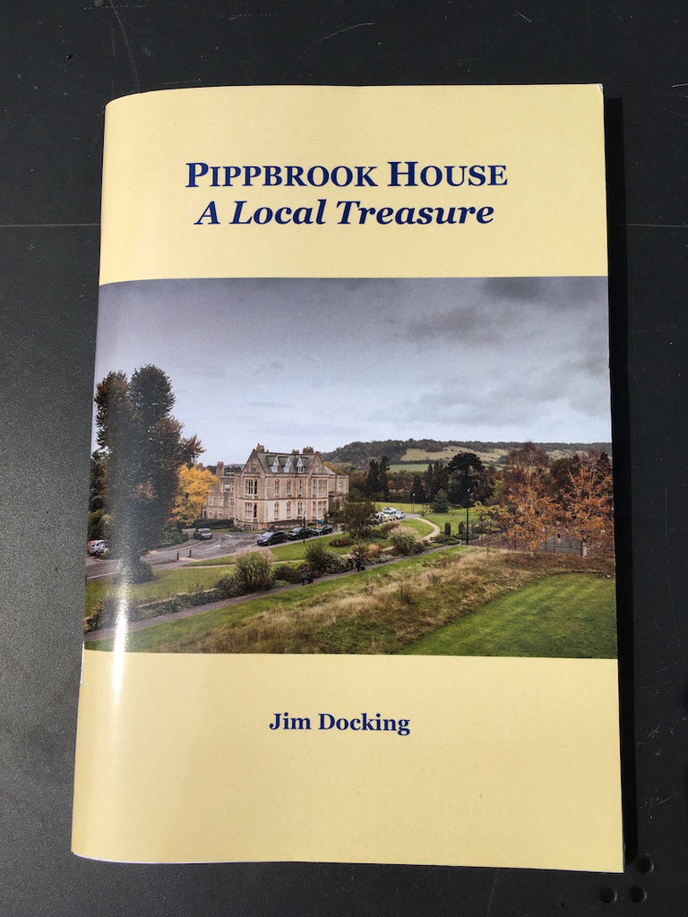 LHG Pippbrook House. A Local Treasure by Jim Docking