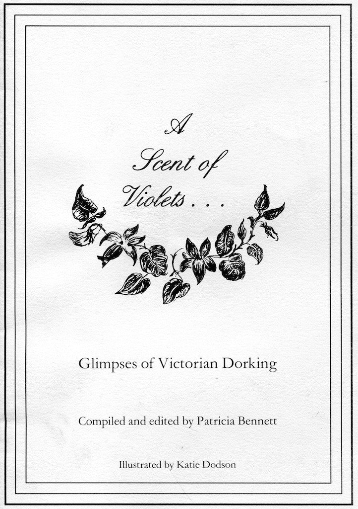 LHG Scent of Violets by Patricia Bennett