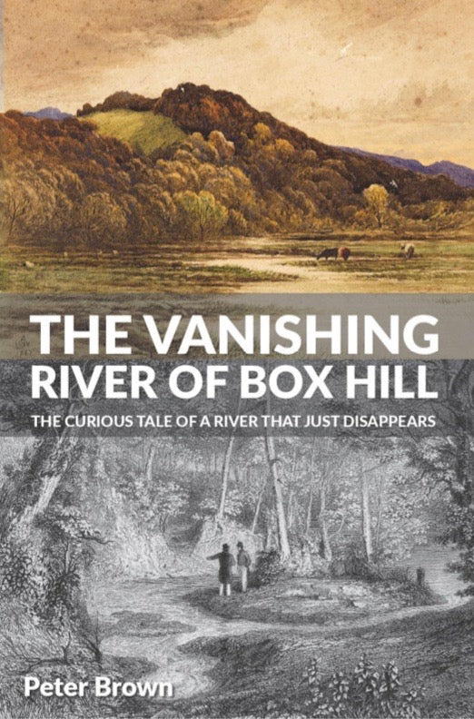 The Vanishing River of Box Hill by Peter Brown