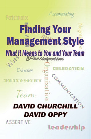 Finding Your Management Style