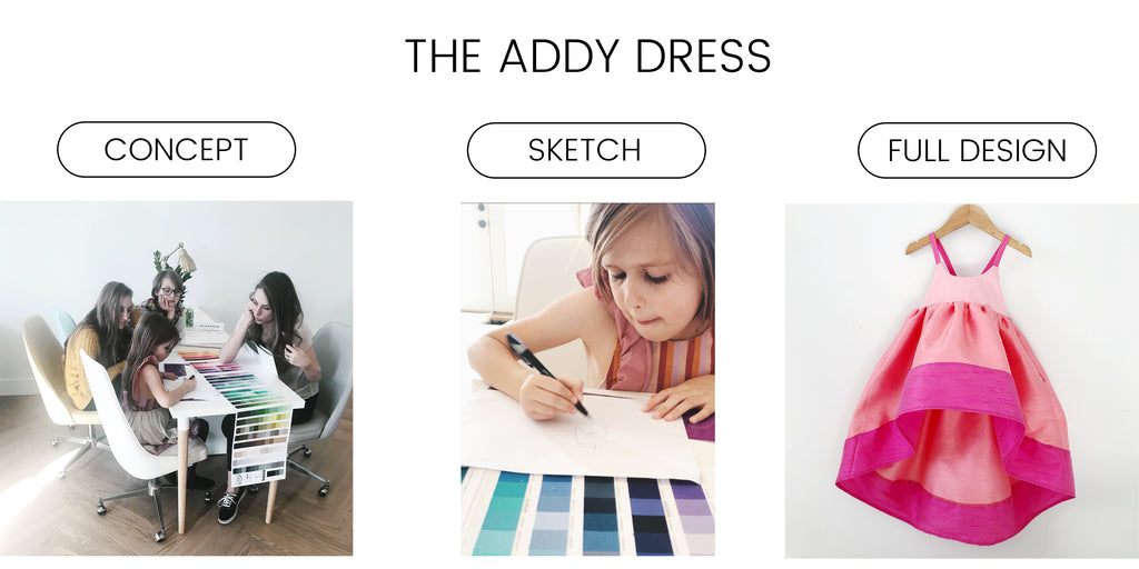 the addy dress by Addy