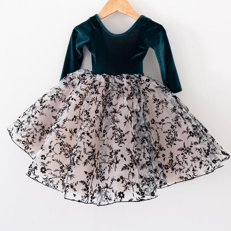 Juniper Tulle Dress