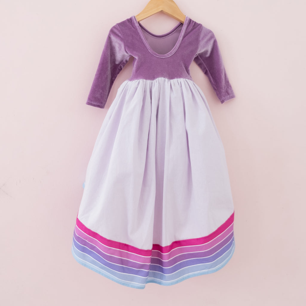 Unicorn Rainbow Hem Windsong
